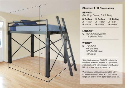 how to build wood columns loft bed plans queen size