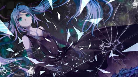 Anime Big Wallpaper - anime hair big tears splinters anime