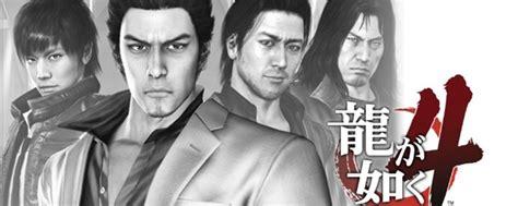 yakuza  credits   voice actors