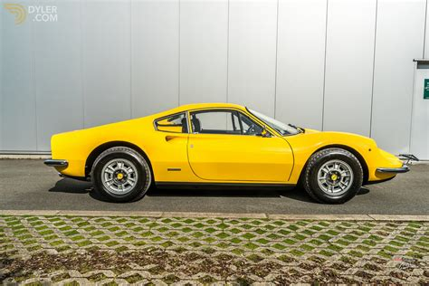 Dino For Sale by Classic 1972 Dino 246 Gt For Sale 7647 Dyler