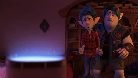 onward trailer promises magic   emotional pixar