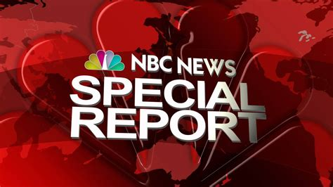 Nbc News Special Report 2nd Remake Youtube