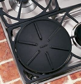 Miele KMSP340 Cast Iron Simmer Plate for Gas Cooktops