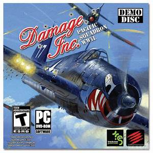 Mad Catz Releasing Damage Inc Pacific Squadron WWII In