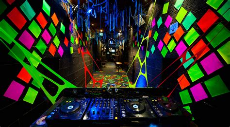 Uv  Blacklight Rave Party On Pinterest  Black Lights