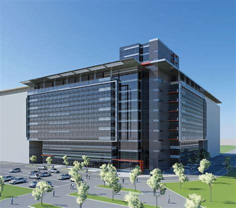 office building  block   belgrade design