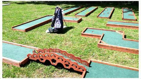 mini golf bureau 10 idées à propos de mini golf sur putt putt
