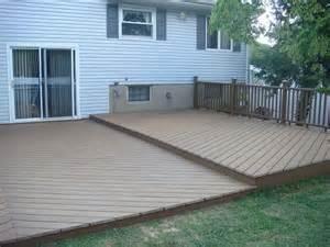 deck without railing deck without railing gardens pinterest