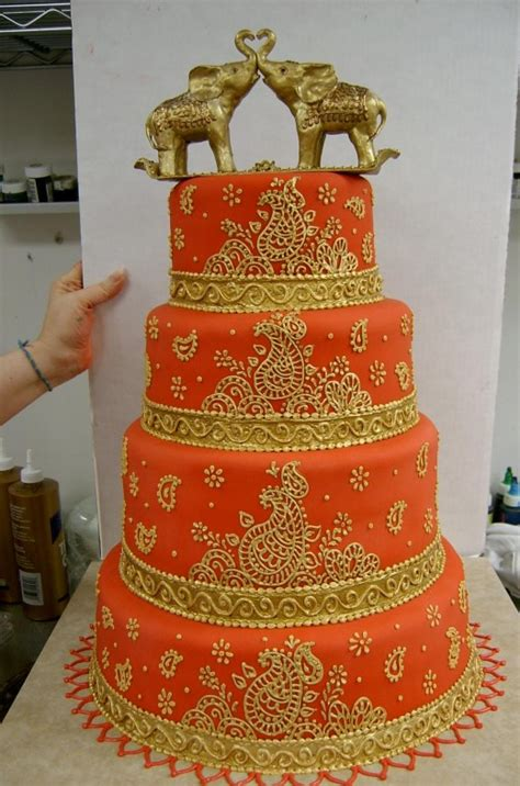 top 10 indian themed wedding cakes hubpages