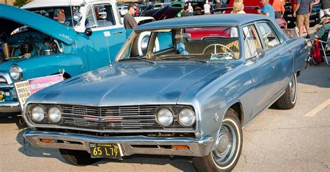 Swift 1965 Chevelle Outmuscles Cars With Fewer Doors