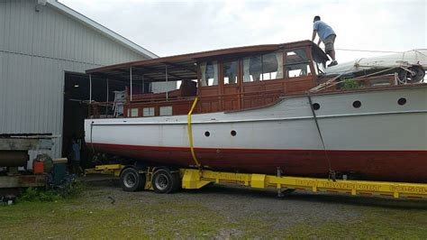 Boat Restoration Pictures by Elco Boats Restoration Pictures To Pin On
