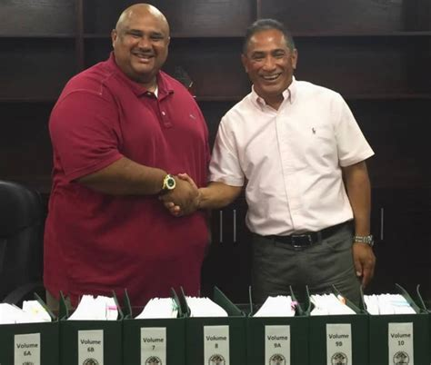 attorney general donates full laws  belize set  pup