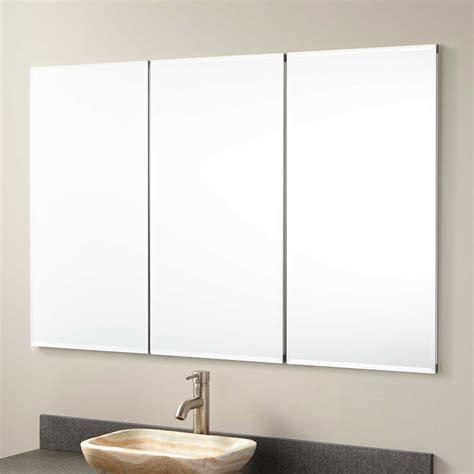 oval bathroom mirror medicine cabinet 48 quot furview recessed mount medicine cabinet with mirror