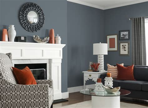 Blue Gray Paint In Living Room by Paint Color For Laundry Room Living Room Gray Walls Blue