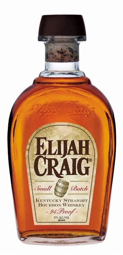 Elijah Craig Bourbon Batch Whiskey Whisky Straight