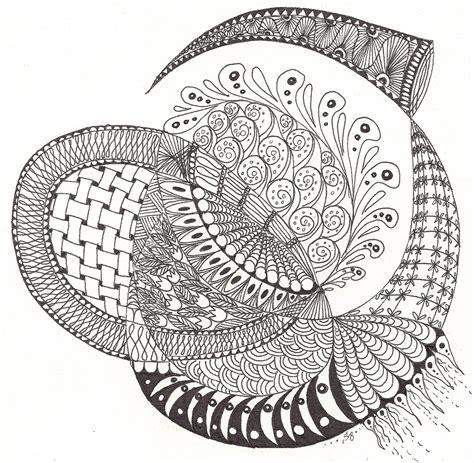 Verschiedene Strukturen Zeichnen by Stimmungsbilder Kunstkramkiste Seite 18