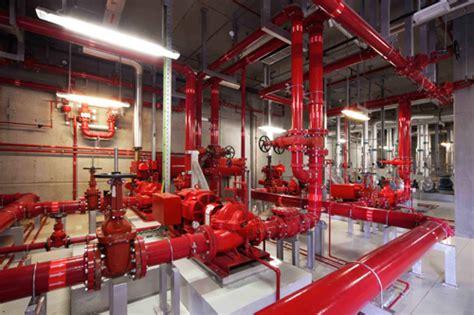 Fire Pump Room Equipment | SAFELINCS