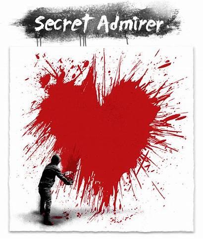Secret Admirer Brainwash Mr Valentine Quotes Poster