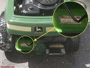 John Deere Rx75 Lawn Mower Parts