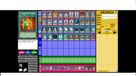 neo spacian deck profile contact fusion official neos neo spacian guide and