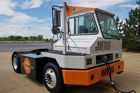 Orange Ev Startup Launches First Heavy-duty Electric Truck
