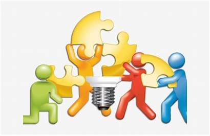Team Clipart Teamwork Activity Building Transparent Clip