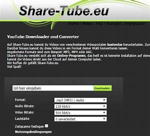 Videos Online Konvertieren : wie sie musik legal von youtube herunterladen ~ Orissabook.com Haus und Dekorationen