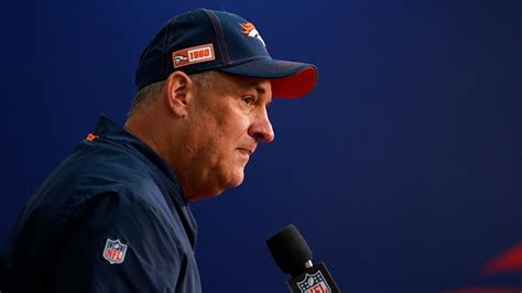 Broncos' Vic Fangio says policeman should be charged with ...