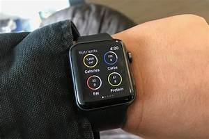 Using Apple Watch To Budget Calorie Intake