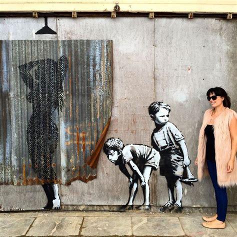 banksys dismaland  artist barry salzman