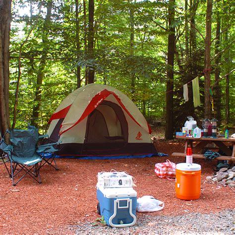 Hemlock Campground & Cottages | Campground, Cottage, Poconos
