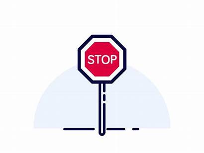 Road Stop Sign Signs Speculation Estate Moving