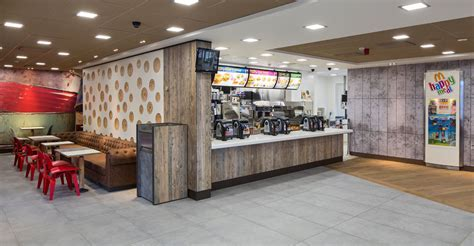 marcon fit  mcdonalds makeover  clifton moor york