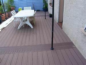 Lames Terrasse Leroy Merlin : terrasse en composite leroy merlin ~ Melissatoandfro.com Idées de Décoration