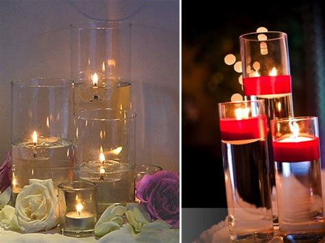 Glass Candlestick Buffet Ls by Things To Before Using Candles For The Wedding Buffet
