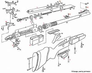 Savage U00ae 112 - 116 Ss Top Loading Schematic