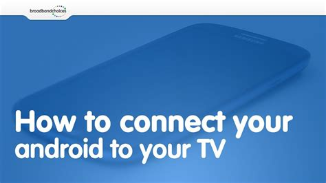 how to connect your android smartphone to your youtube