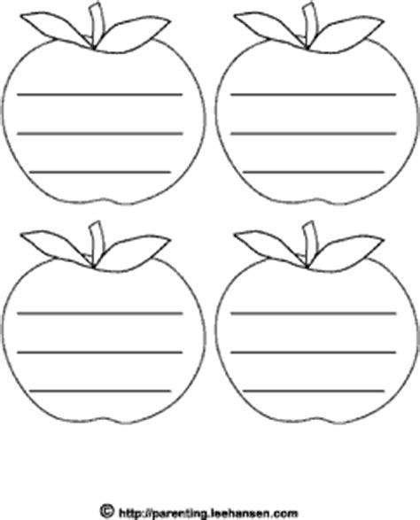 apple note tags coloring page