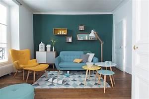Tapis Jaune Maison Du Monde : adoptez le style scandinave inspiration deko ~ Zukunftsfamilie.com Idées de Décoration