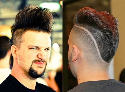 Man Hair Style : Mohawk Hairstyles For Men To Express & Impress