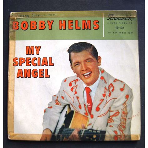 bobby helms bobby helms my special angel by bobby helms ep with 4059jacques ref