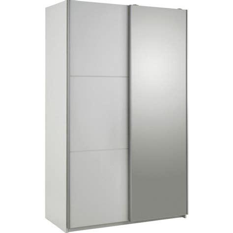 Small Mirrored Wardrobe by Buy Hygena Bergen 2 Door Small Sliding Mirrored Wardrobe