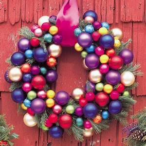 Wel e Christmas – Crafty Wreath Ideas