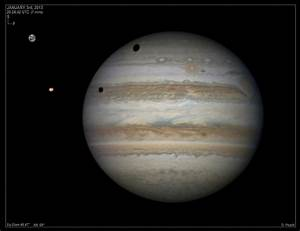 Jupiter: The Gas Giant - RocketSTEM