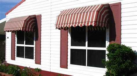 Awnings—they Do More Than Just Keep Out The Sun