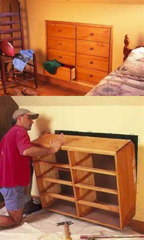 ways to save space in a small bedroom 24 extremely creative and clever space saving ideas that
