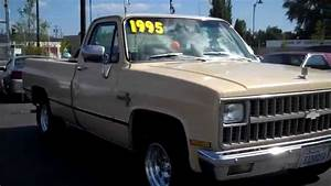 1982 Chevy C10 Scottsdale Gear Drive Sold