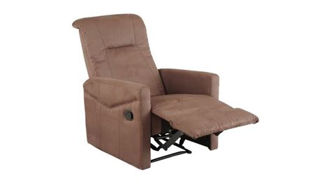 canape microfibre taupe fauteuil de relaxation manuel confortable fauteuil relax