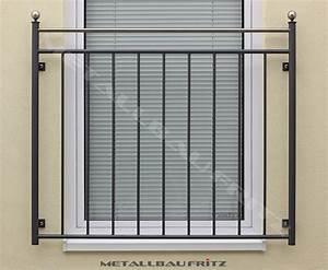franzosischer balkon 51 02 metallbau fritz With französischer balkon mit gartenzaun pfosten setzen