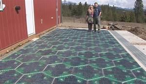 Strom Selbst Erzeugen : solar roadway stra e mit eingebautem solarspeicher sucht ~ Lizthompson.info Haus und Dekorationen